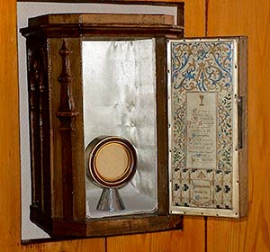 The first tabernacle